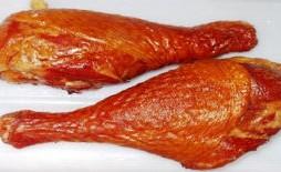Smoked Turkey Drumsticks 171 Roger Wood Foods