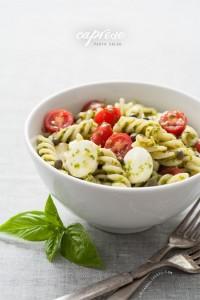 http://www.loveandoliveoil.com/2013/07/caprese-pasta-salad.html