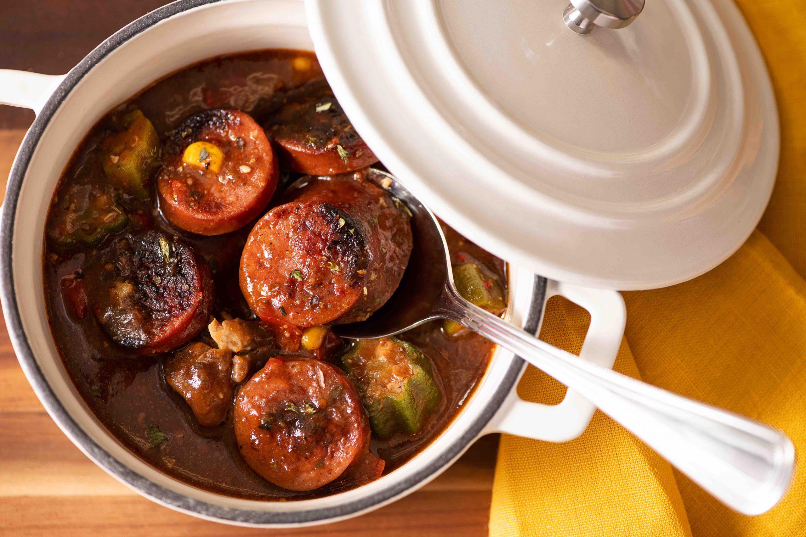 Gumbo stew