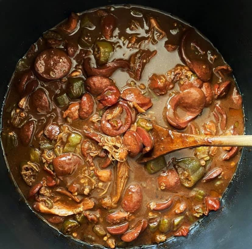 Low Country Gumbo